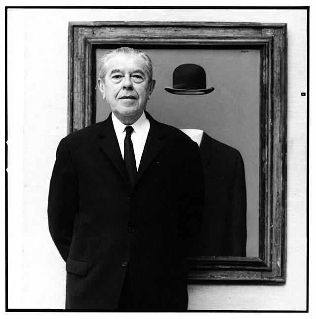 勒内·弗朗索瓦·吉兰·马格里特René Franccedil ois Ghislain Magritte(比利时1898-1967)作品集1 - 刘懿工作室 - 刘懿工作室 YI LIU STUDIO