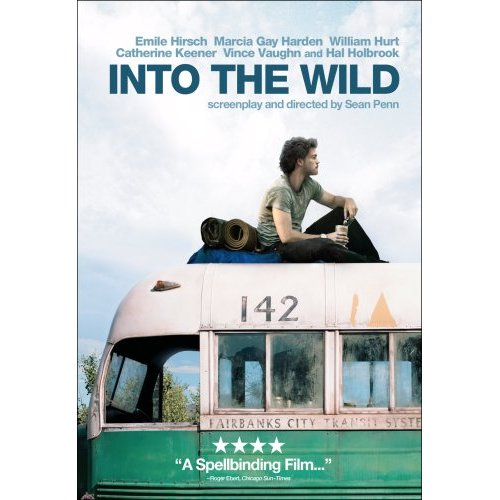 into the wild novel vs film Croom had developed an obsession with the movie into the wild, in which a   in the movie based on jon krakauer's 1996 nonfiction book,.