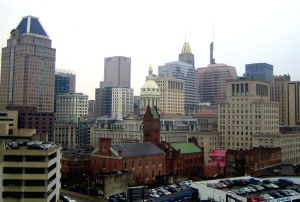 City Hall, from the Utz Building