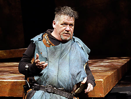 and as Falstaff in Henry IV Part One