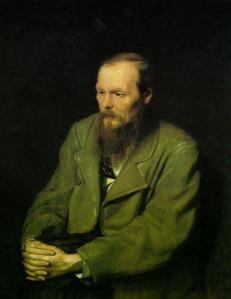 Dostoevsky, by Ilya Repin