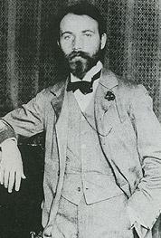 A young Bernard Berenson