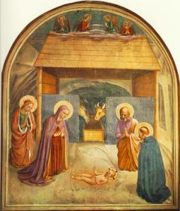 Nativity - Fra Angelico
