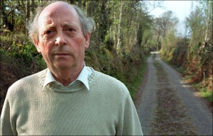 John McGahern, author of one of my favorite novels, By the Lake