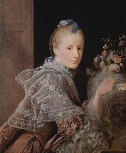 Margaret Lindsay, by Allan Ramsay (1713-1784)