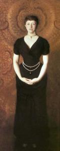 Isabella Stewart Gardner, by John Singer Sargent