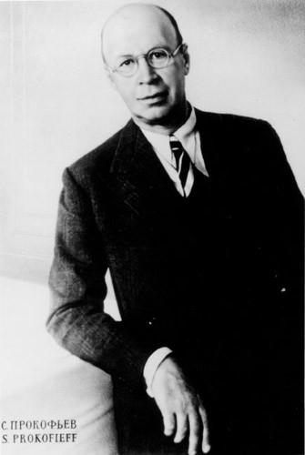 Sergei Sergeyevich Prokofiev  1891-1953