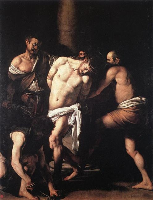 Th Flagellation, Museo Nazionale di Capodimonte