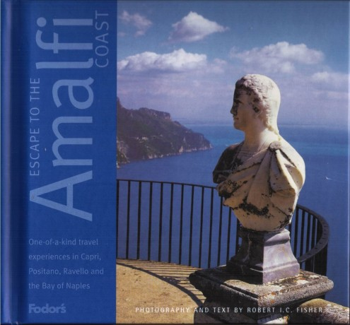 Amalfi Coast Escape Cover