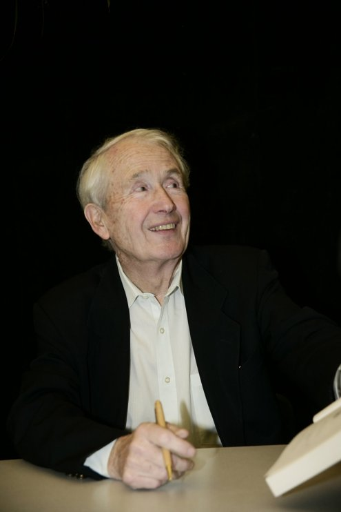 "Francis ""Frank"" McCourt  August 19, 1930 - July 19, 2009"