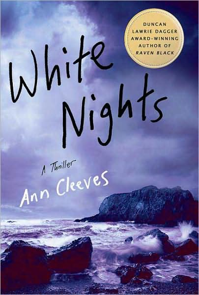 Sequels make me anxious…but White Nights by Ann Cleeves is a winner! | Books to the Ceiling