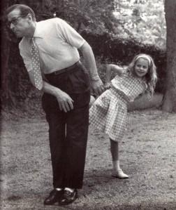 Simenon and Marie-Jo