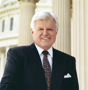 "Edward Moore ""Ted"" Kennedy:  February 22, 1922 - August 25, 2009"