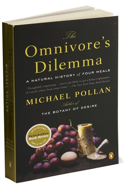 omnivores delima paragraph The omnivore's dilemma: the secrets behind what you eat (chapter 3: from farm to factory) rule or order a substance that kills insects corn grown from seeds with different traits dna is the.