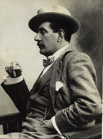 Giacomo Puccini:   1858-1924