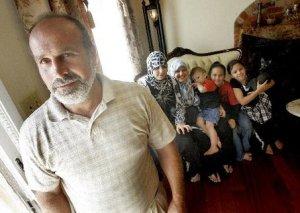 the Zeitoun family