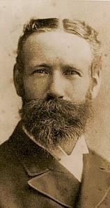 William Saville-Kent, in the 1880's