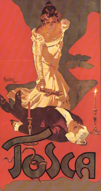 Image result for Puccini's Tosca