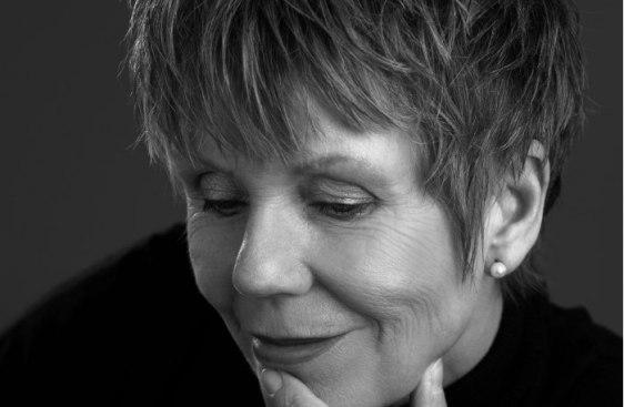 La escritora Karin Fossum