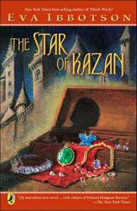 I liked the author's old-fashioned storytelling and the book's European setting