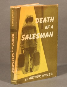 Arthur miller essays salesman