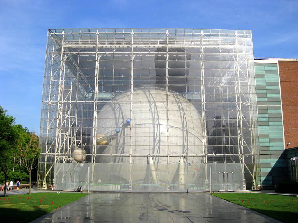 Natural Science Center Planetarium