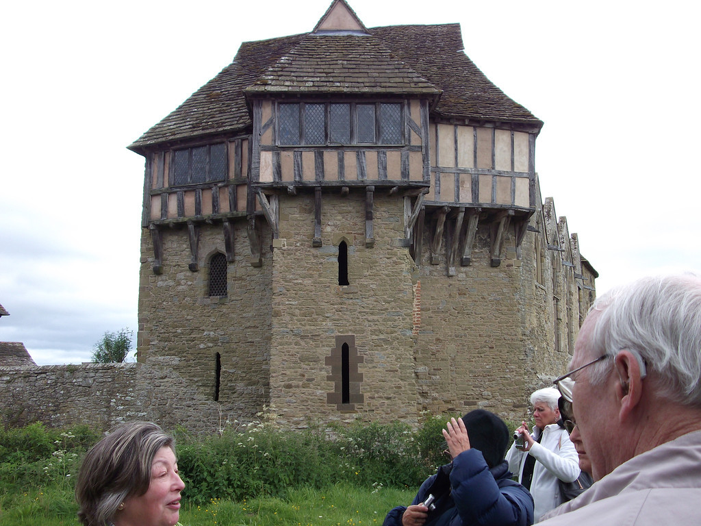 """Stokesay Castle in Shropshire: """"…quite simply the finest and"""