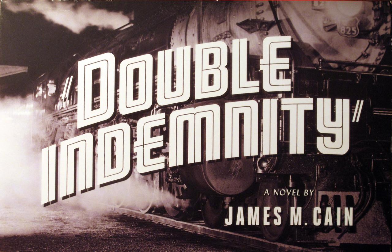 double indemnity essay