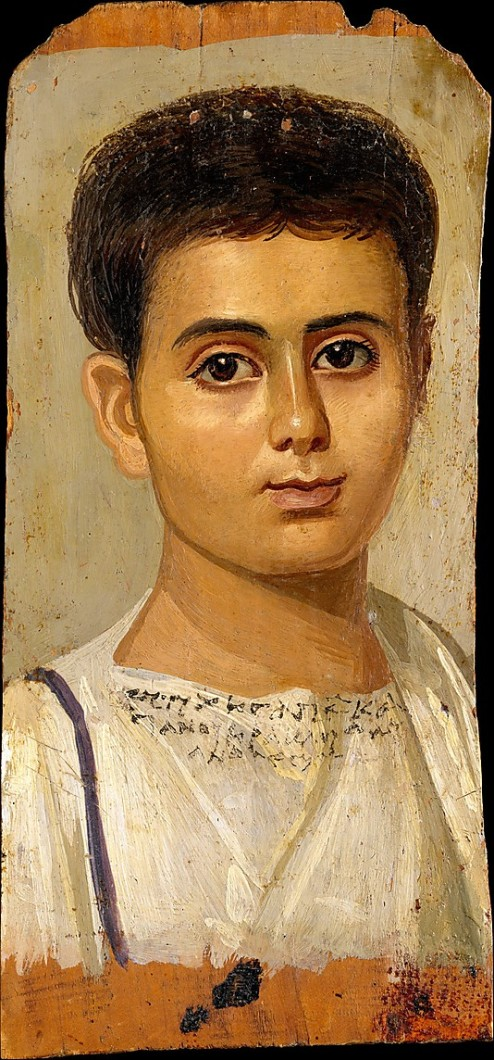 an analysis of the fayum paintings