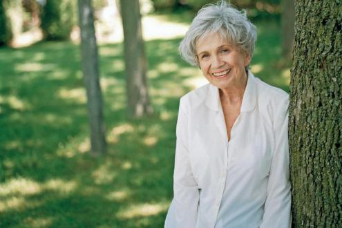 Alice Munro was born in 1931 in Wingham, Ontario.