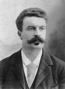 Guy de Maupassant  1850-1893