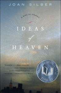 The title story , 'Ideas of Heaven,' and 'Gaspara Stampa'