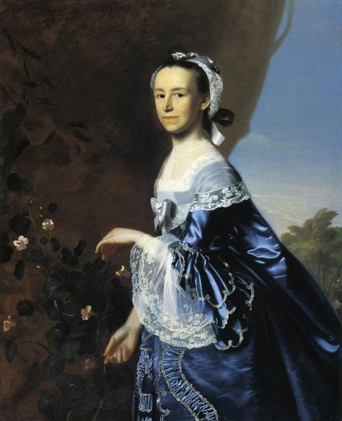 1763 + John Singleton Copley 1738-1815 Mrs James  Warren Mercy Otis Boston MFA1st-gallery-art.com (2)