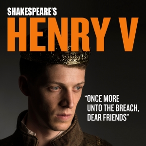 Zach Appelman as Henry V