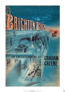 Brighton Rock book cover