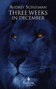 three weeks in december-audrey schulman