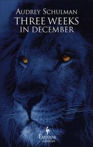 three weeks in december-audrey schulman