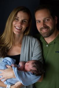 Erica, Ben, and Welles Samuel