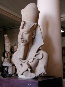 Akhenaten, Egyptian Museum in Cairo