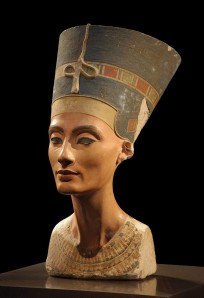 Nefertiti, Egyptian Museum of Berlin