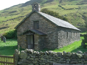St. Martins Church, Martindale