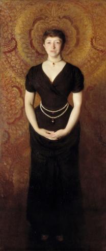 Isabella Stewart Gardner by John Singer Sargent, 1888