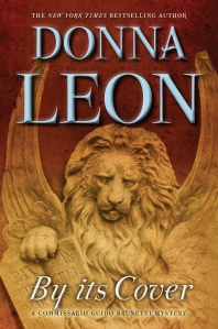 02book BY ITS COVER By Donna Leon.