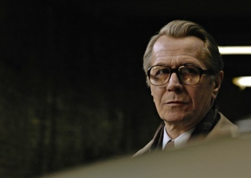 Gary OLdman as George Smiley in Tinker, Tailor, Soldier, Spy, 2011