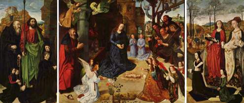 Portinari Altarpiece Hugo van der Goes