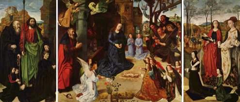 Portinari Altarpiece Hugo van der Goes