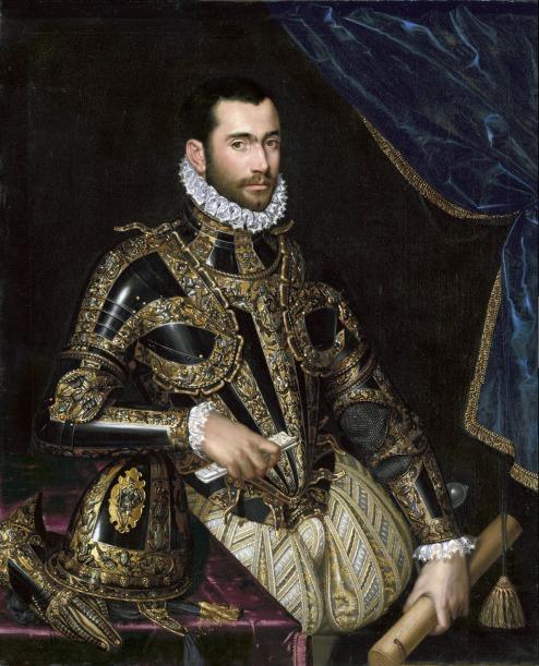 Jacopo Boncompagni by Scipione Pulzone