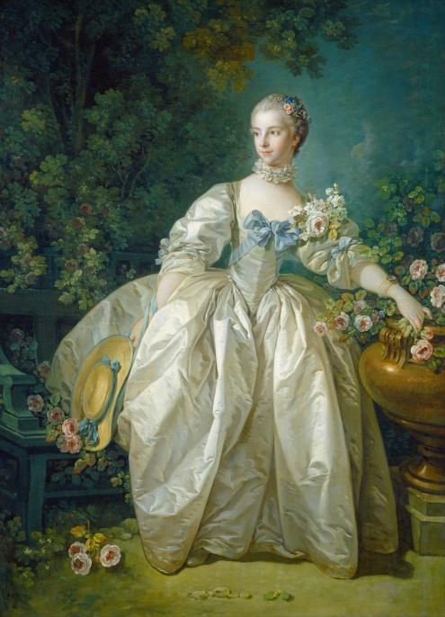 Madame Bergeret - Francois Boucher