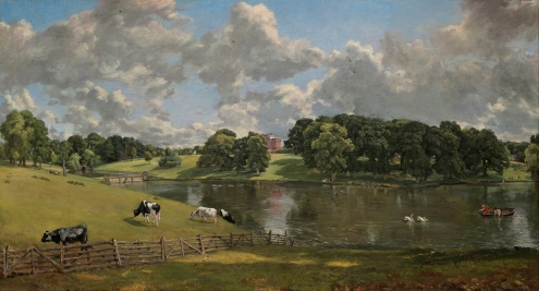 John_Constable_-_Wivenhoe_Park,_Essex_-_Google_Art_Project