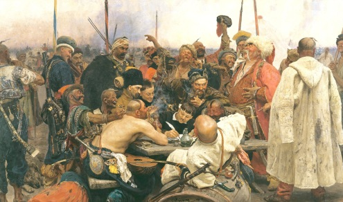 cossackslaughing